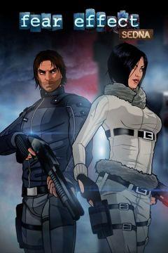 Jaquette de Fear Effect Sedna Xbox One