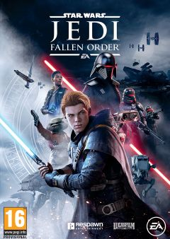 Jaquette de Star Wars : Jedi Fallen Order PS4