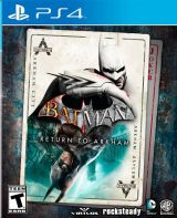 Jaquette de Batman : Return To Arkham PS4
