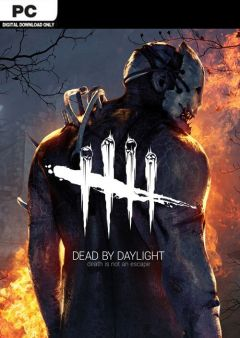 Jaquette de Dead by Daylight PC