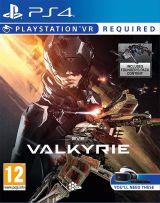 Jaquette de EVE Valkyrie PlayStation VR
