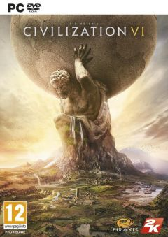 Jaquette de Sid Meier's Civilization VI PC