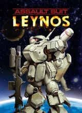 Jaquette de Assault Suit Leynos PS4