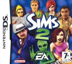 Jaquette de Les Sims 2 DS