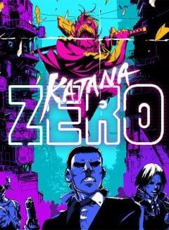 Jaquette de Katana Zero PC
