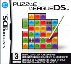 Jaquette de Puzzle League DS DS