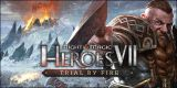 Jaquette de Might & Magic Heroes VII : Trial by Fire PC