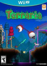Jaquette de Terraria Wii U