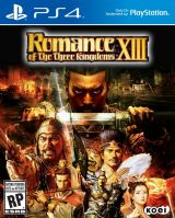 Jaquette de Romance of the Three Kingdoms 13 PS4