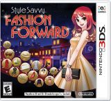 Jaquette de Style Savvy : Fashion Forward Nintendo 3DS