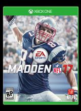 Jaquette de Madden NFL 17 Xbox One