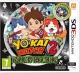 Jaquette de Yo-Kai Watch 2 : Esprits Farceurs Nintendo 3DS