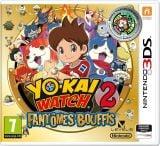 Jaquette de Yo-Kai Watch 2 : Fantômes Bouffis Nintendo 3DS