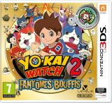 Jaquette de Yo-Kai Watch 2 : Fleshy Souls New Nintendo 3DS