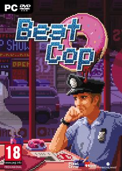 Jaquette de Beat Cop PC