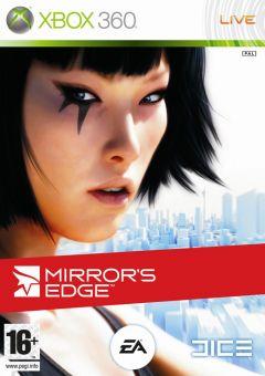 Jaquette de Mirror's Edge Xbox 360