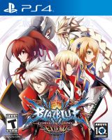 Jaquette de BlazBlue : Chrono Phantasma Extend PS4