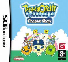 Jaquette de Tamagochi Connexion Corner Shop DS