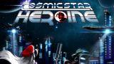 Jaquette de Cosmic Star Heroine PS Vita