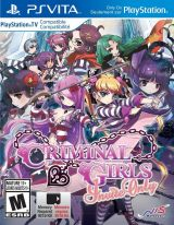 Jaquette de Criminal Girls : Invite Only PS Vita