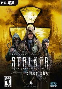 Jaquette de S.T.A.L.K.E.R. : Clear Sky PC