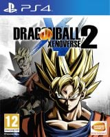 Jaquette de Dragon Ball Xenoverse 2 PS4