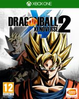 Jaquette de Dragon Ball Xenoverse 2 Xbox One