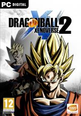Jaquette de Dragon Ball Xenoverse 2 PC