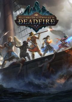 Jaquette de Pillars of Eternity II: Deadfire PC