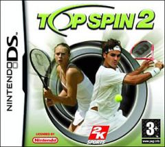 Jaquette de Top Spin 2 DS