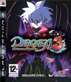 Jaquette de Disgaea 3 : Absence of Justice PlayStation 3