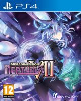 Jaquette de Megadimension Neptuna VII PS4