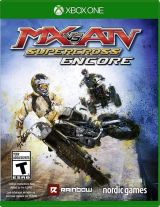 Jaquette de MX Vs. ATV : Supercross Encore Xbox One