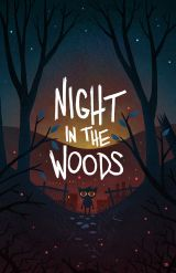 Jaquette de Night in the Woods PS4