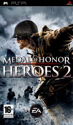 Jaquette de Medal of Honor Heroes 2 PSP