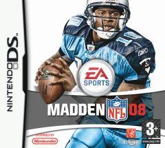 Jaquette de Madden NFL 08 DS