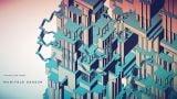 Jaquette de Manifold Garden PS4