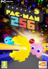 Jaquette de Pac-Man 256 PC
