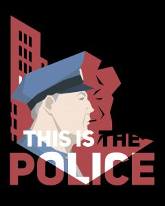 Jaquette de This is the Police PC