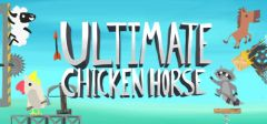 Jaquette de Ultimate Chicken Horse PC