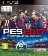 Jaquette de PES 2017 PlayStation 3