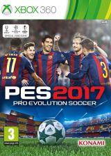Jaquette de PES 2017 Xbox 360