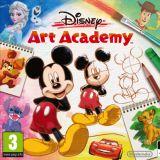 Jaquette de Disney Art Academy Nintendo 3DS