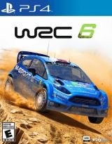 Jaquette de WRC 6 PS4