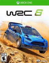 Jaquette de WRC 6 Xbox One