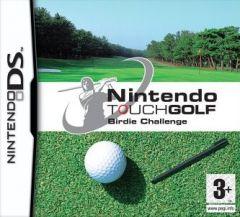 Jaquette de Nintendo Touch Golf : Birdie Challenge DS