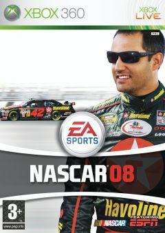 Jaquette de Nascar 08 Xbox 360