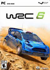 Jaquette de WRC 6 PC
