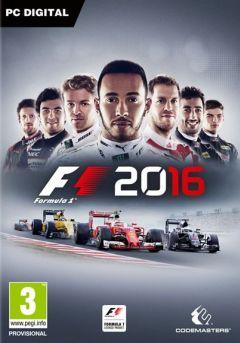 Jaquette de F1 2016 PC