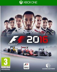 Jaquette de F1 2016 Xbox One